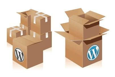 WordPress-verhuizen