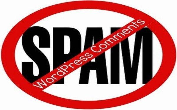 spam reacties wordpress