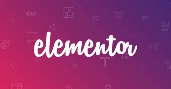 elementor wordpress website